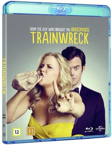 Trainwreck bluray