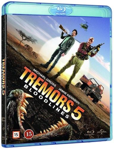Tremors 5: Bloodlines bluray