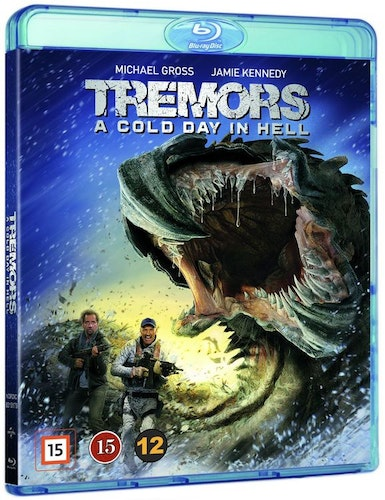 Tremors 6: A Cold Day in Hell bluray