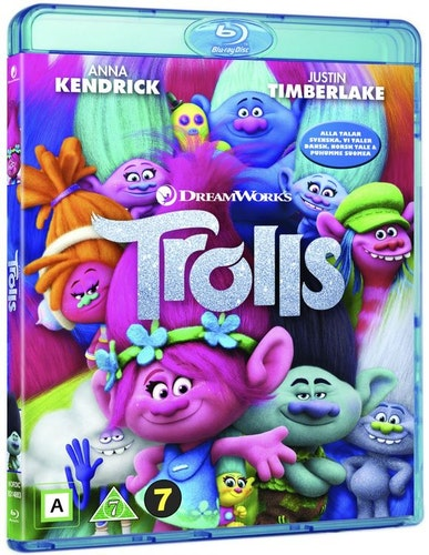Trolls bluray