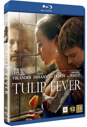 Tulip Fever bluray
