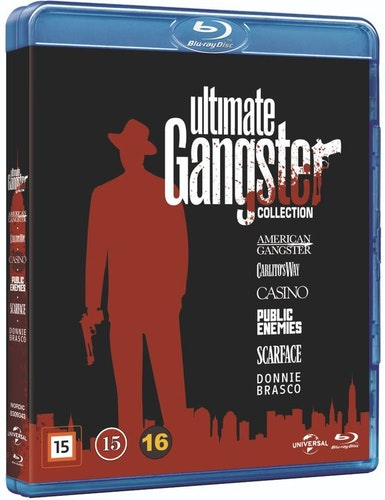 Ultimate Gangster Collection bluray