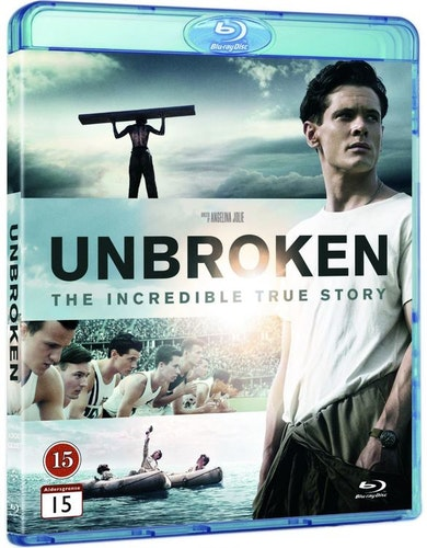 Unbroken bluray