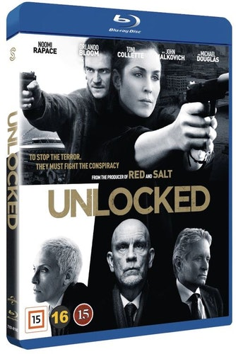 Unlocked bluray