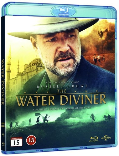 The Water Diviner bluray
