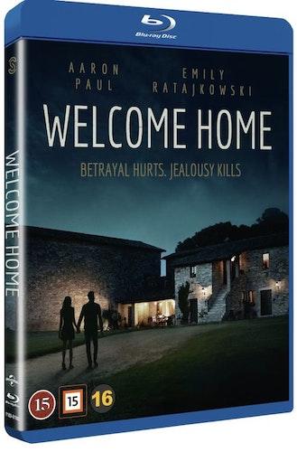 Welcome Home bluray