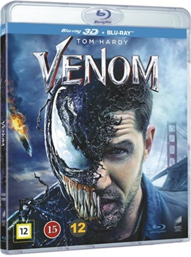 Venom 3D bluray