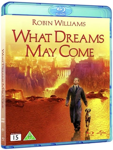 What Dreams May Come bluray