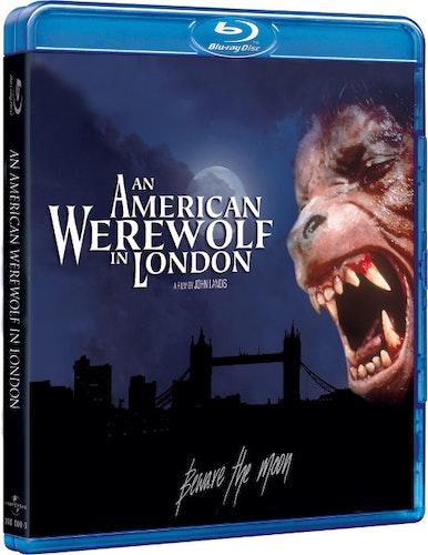 An American Werewolf in London bluray (import)