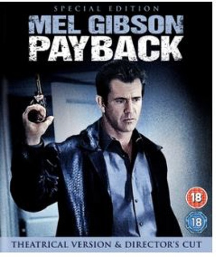 Payback - Director's cut (Blu-ray) (Import Sv.Text)