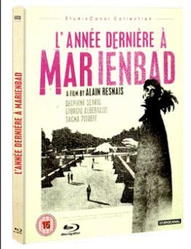 Last Year in Marienbad (Aka L'Annee Derniere A Marienbad) bluray (import)