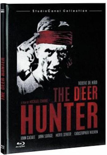 Deer Hunter bluray (import med Sv text)