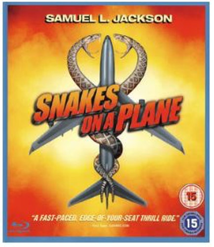 Snakes on a Plane (Blu-ray) (Import)