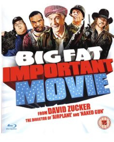 Big Fat Important Movie Blu-Ray (import)