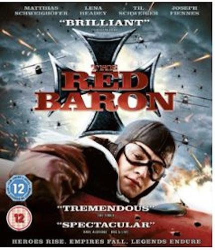 Röde baronen/Red Baron (Blu-ray) (Import)