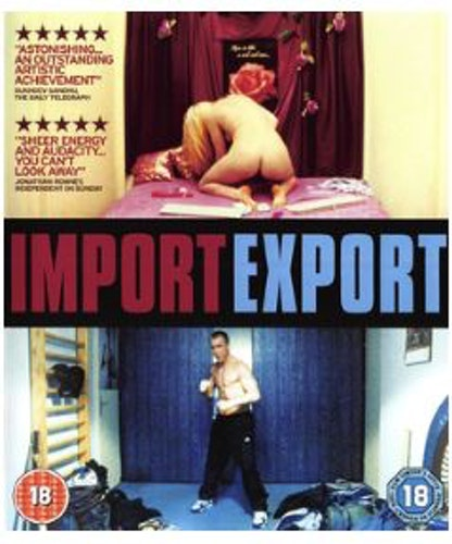 Import Export (Blu-ray) (Import)