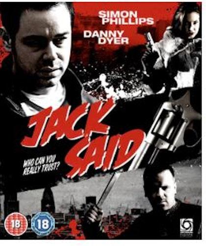 Jack Said bluray (import)