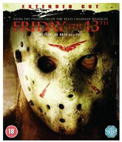 Fredagen den 13:e/ Friday the 13th bluray (import med Sv. text) 2009