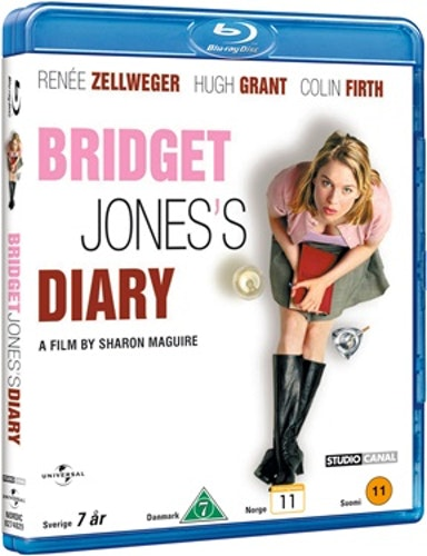 Bridget Jones Dagbok bluray