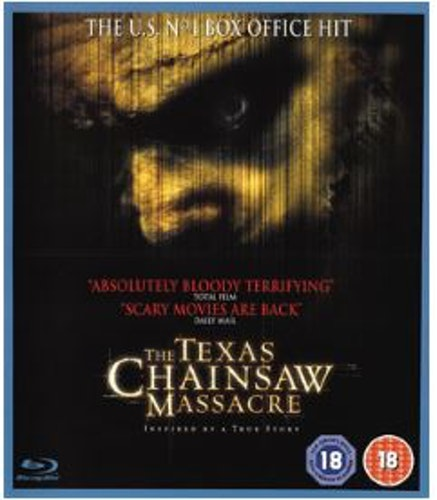 The Texas Chainsaw Massacre (2003) bluray (import)