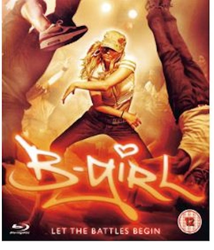 B-Girl bluray (import)
