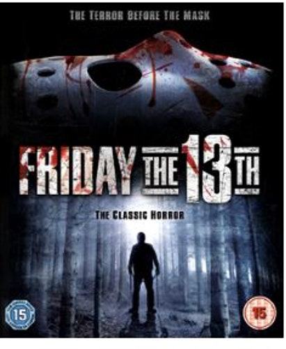 Friday The 13th bluray (import med Sv text) 1980
