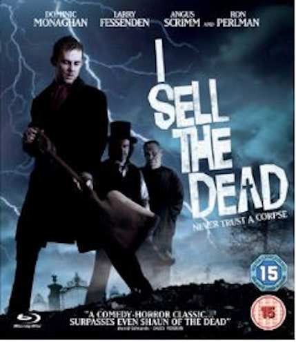I Sell The Dead  bluray (import)