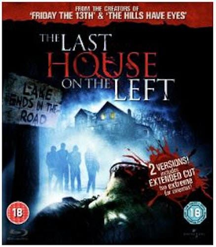 Last House on the Left (Blu-ray) (Import Sv.Text)