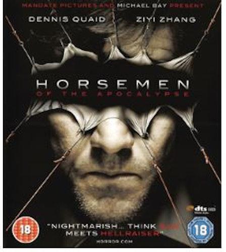 Horsemen of the apocalypse (Blu-ray) (Import)