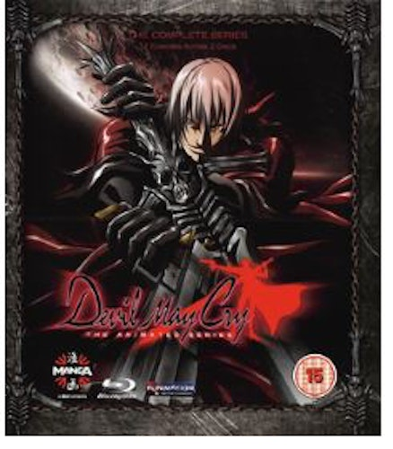 Devil May Cry - The Complete Series Box Set Blu-Ray (import)