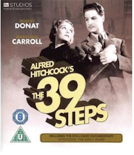 39 Steps (1935) (Blu-ray) (Import)