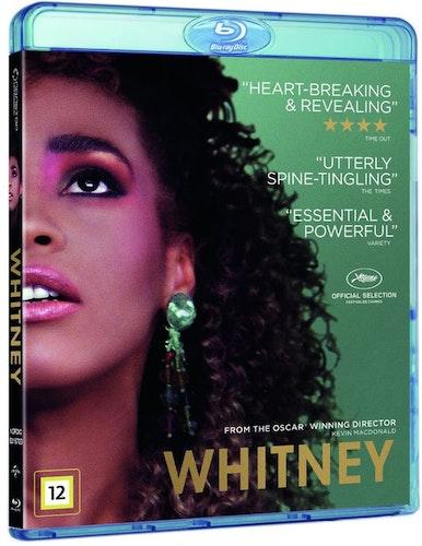 Whitney bluray