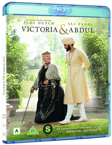 Victoria & Abdul bluray