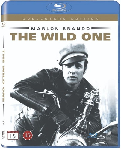 The Wild One bluray