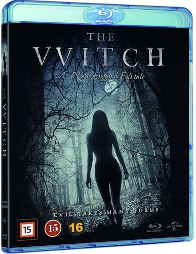 The Witch: A New-England Folktale bluray