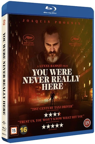 You Were Never Really Here bluray