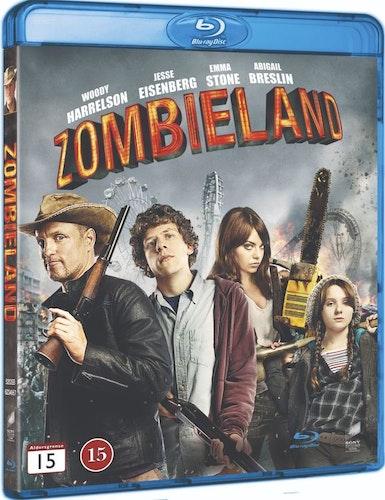 Zombieland bluray