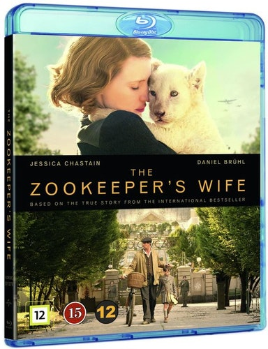 The Zookeeper's Wife bluray