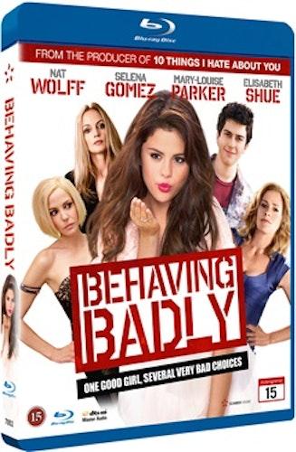 Behaving Badly bluray