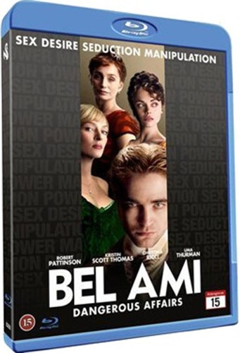 Bel Ami bluray
