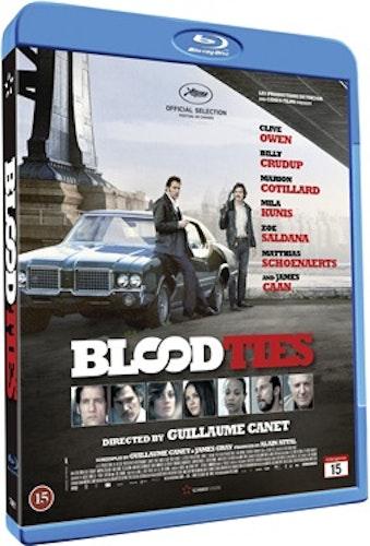 Blood Ties (2013) bluray