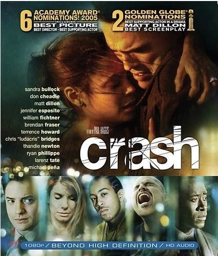 Crash bluray