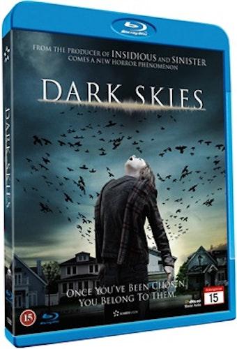 Dark Skies bluray