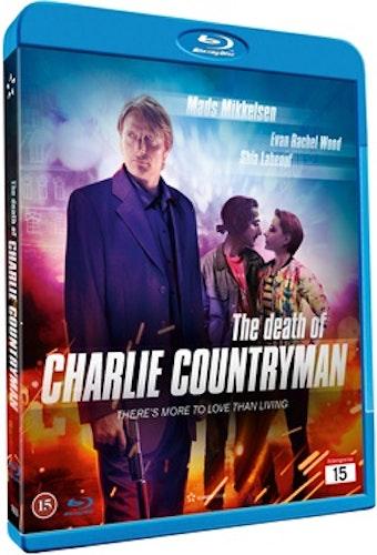 The Death of Charlie Countryman bluray