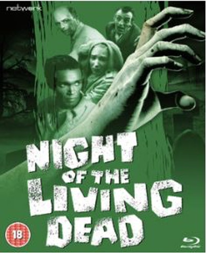 Night of the Living Dead (Blu-ray) (Import) 1968