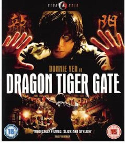 Dragon Tiger Gate bluray (import)
