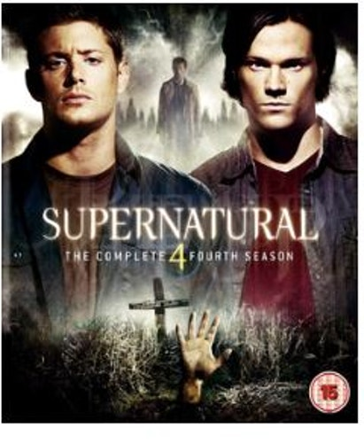 Supernatural - Season 4 (Blu-ray) (Import)