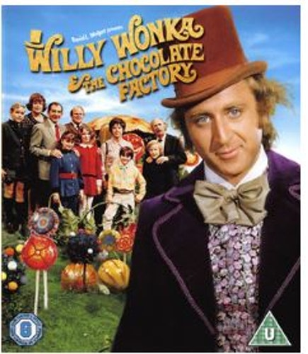 Willy Wonka & the Chocolate Factory (Blu-ray) (Import Sv.Text)