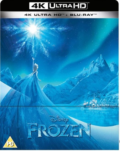 Frost - 4K Ultra HD Steelbook (Includes Blu-ray) import