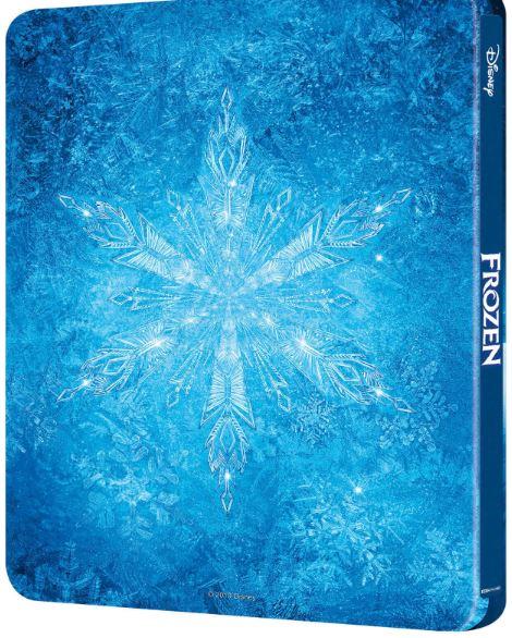 Frost - 4K Ultra HD Steelbook (Includes Blu-ray) import
